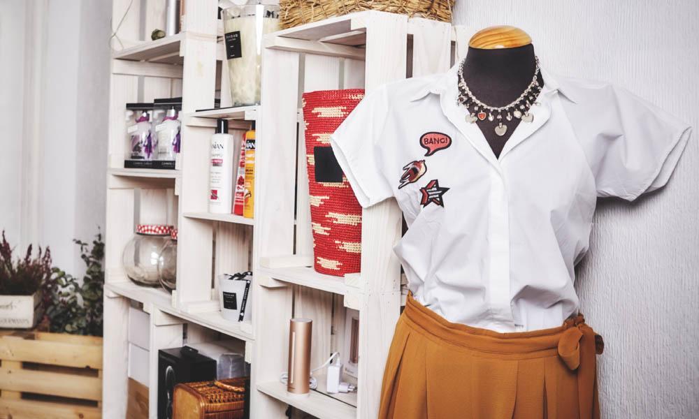 Características del showroom de moda perfecto