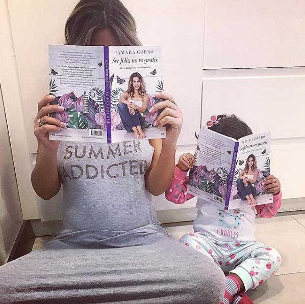 """Tamara Gorro, tras el lanzamiento de su primer libro: """"Era uno de mis sueños perseguidos"""""""