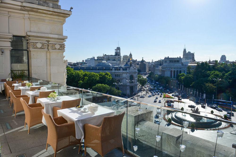 Las Terrazas De Madrid Que Debes Visitar Antes De Que Acabe
