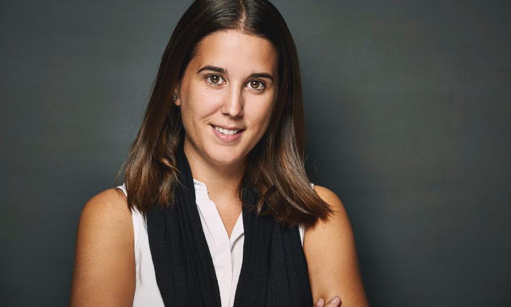Alma Gómez, el 'alma' de las RRSS de Villarrazo Madrid