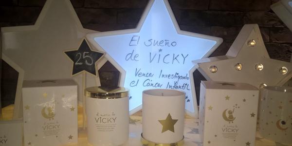 Hoy hemos descubierto: 'El sueño de Vicky' quiere acabar con el cáncer infantil