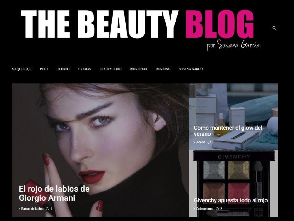 cuentas de belleza the beauty blog