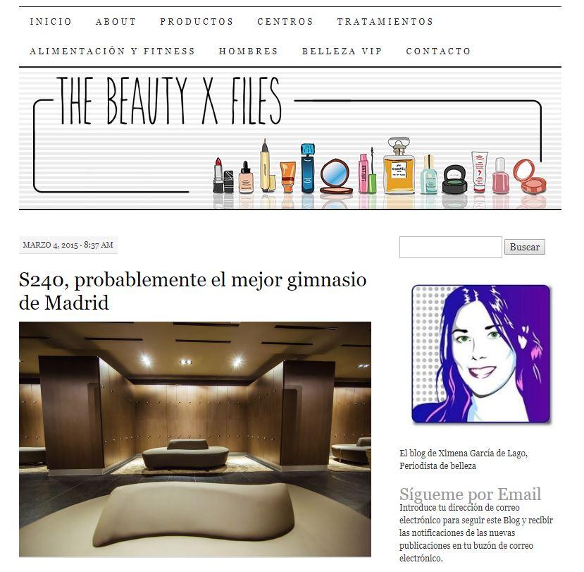 cuentas de belleza the beauty x files