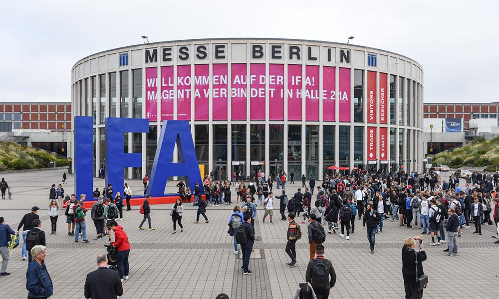 ifa Berlin 2018 feria tecnología